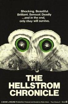 Resultado de imagen de the hellstrom chronicle