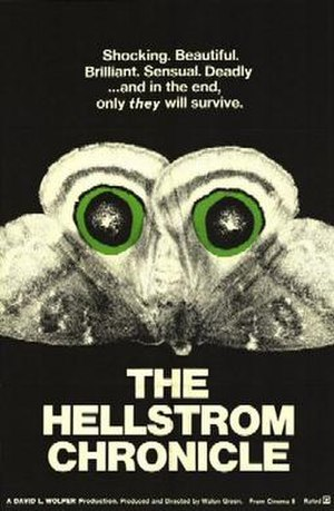 The Hellstrom Chronicle - Promotional film poster
