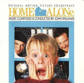 Home Alone: Original Motion Picture Soundtrack - Image: Home Alone (Original Motion Picture Soundtrack)
