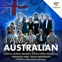 The song i am australian bruce woodley