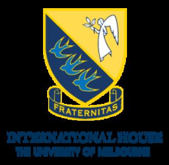 International House (University of Melbourne) - Image: International House Melbourne logo