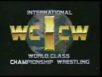 International World ClassChampionship Wrestling logo