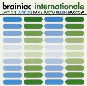 Internationale (EP) - Image: Internationale (Brainiac EP cover art)