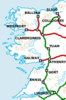 Western Rail Corridor in Ireland