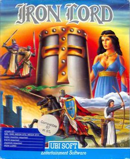 <i>Iron Lord</i> 1989 video game
