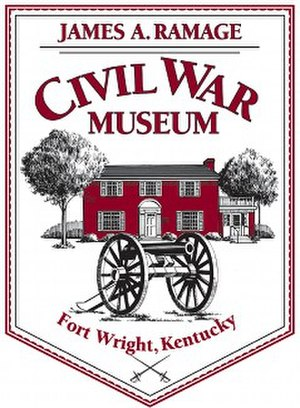 James A. Ramage Civil War Museum - Image: JARCWM Logo