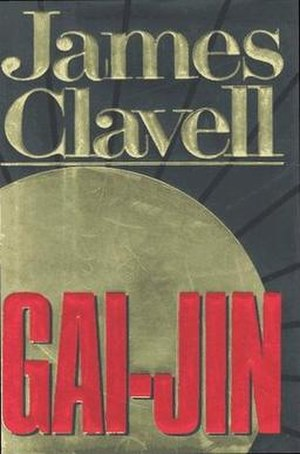 Gai-Jin - First edition cover