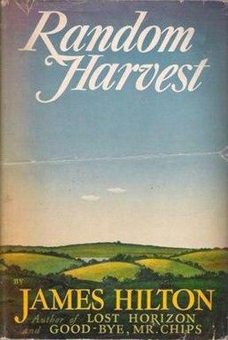 Random Harvest - First edition
