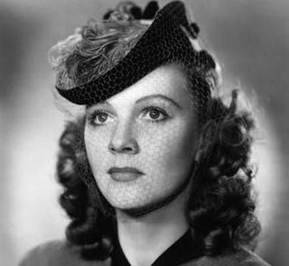 Jean Gillie British actress