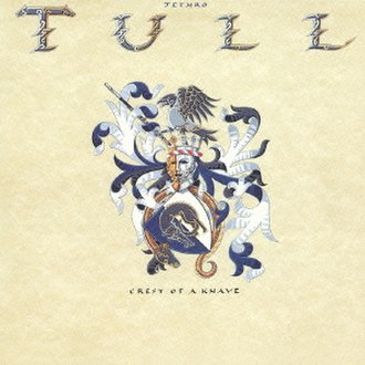 Crest of a Knave - Image: Jethro Tull Crest of a Knave