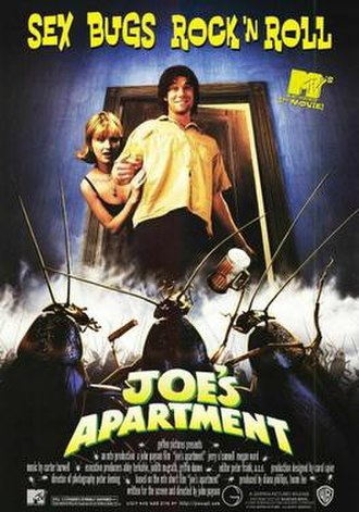 Joe's Apartment - Theatrical release poster