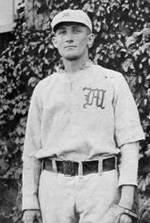 Joe Sherman (baseball) American baseball player
