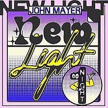 Image result for john mayer new light