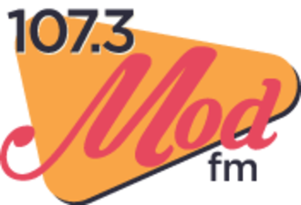 K297BO - Image: K297BO 107.3 Mod FM logo