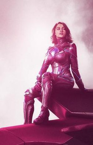 Kimberly Hart - Naomi Scott as Kimberly in 2017 film Power Rangers.