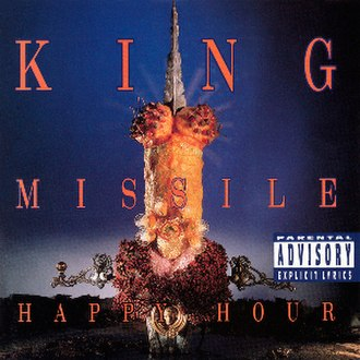 Happy Hour (King Missile album) - Image: King Missile Happy Hour