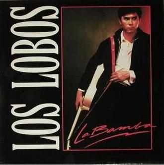 La Bamba (song) - Image: La Bamba Los Lobos