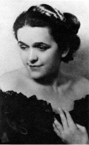 Lena Machado - Image: Lena Machado, c. 1940