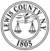 Official seal of Lewis County