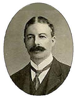 Lewis Haslam British politician