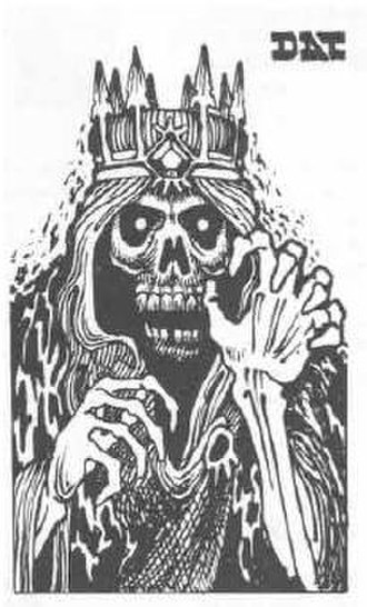 Lich (Dungeons & Dragons) - Image: Lich (Dungeons & Dragons)