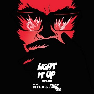 Light It Up (Major Lazer song) - Image: Light It Up (Remix) Major Lazer Cover