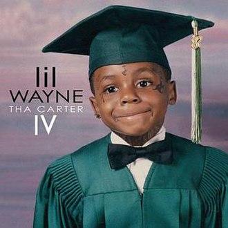 Tha Carter IV - Image: Lil Wayne Tha Carter IV