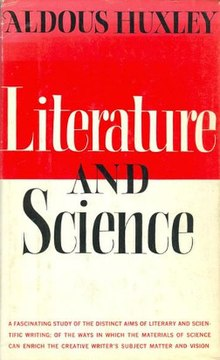 literature and science  wikipedia literature and science