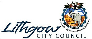 City of Lithgow - Image: Lithgow City Council Logo