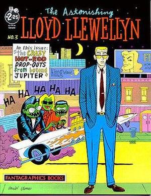 Lloyd Llewellyn - Image: Lloyd Llewellyn