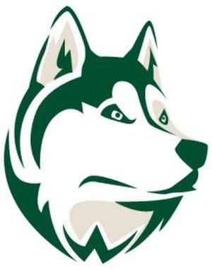 Whitehorse Huskies - Image: Logo Huskiesx 216