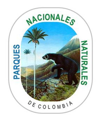 National Natural Parks System (Colombia) - Image: Logo Parques nacionales Colombia