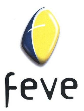 Renfe Feve - Old logo of FEVE.