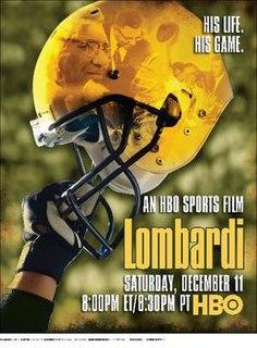 <i>Lombardi</i> (film) 2010 television film