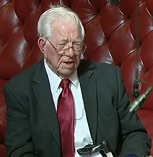 Jack Ashley, Baron Ashley of Stoke - Ashley in 2010