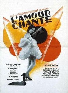 <i>Love Songs</i> (1930 film) 1930 film