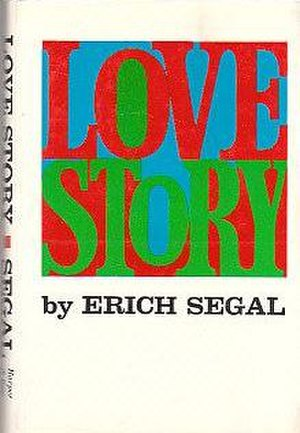 Love Story (novel) - First edition cover
