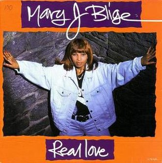 Real Love (Mary J. Blige song) - Image: MJB Real Love