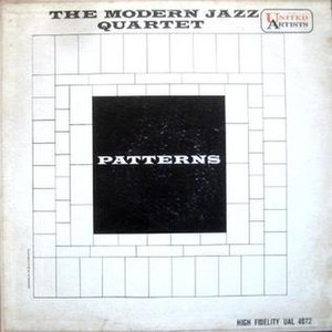 Music from Odds Against Tomorrow - Image: MJQ Patterns