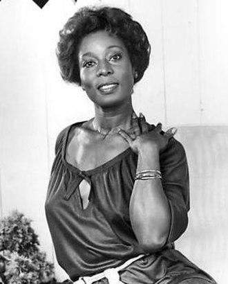 Madge Sinclair - Sinclair in 1979