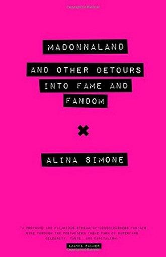 Madonnaland - Book cover