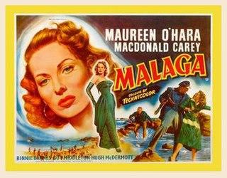 <i>Malaga</i> (1954 film) 1954 film