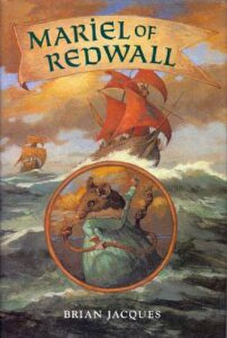 Mariel of Redwall - US cover of Mariel of Redwall