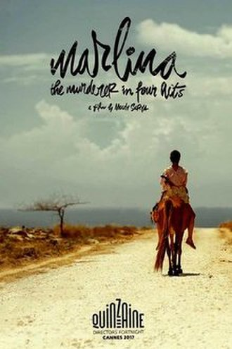 Marlina the Murderer in Four Acts - Teaser poster