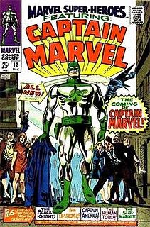 <i>Marvel Super-Heroes</i> (comics) comics