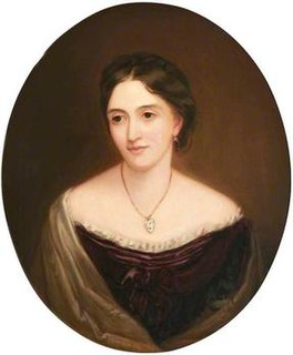 Mary Stanley, Countess of Derby English political hostess