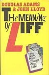 Meaning of Liff, 1984 US cover