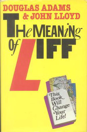 The Meaning of Liff - Image: Meaning of Liff front cover