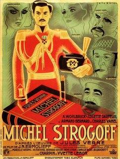 <i>Michel Strogoff</i> (1936 film) 1936 film directed by Jacques de Baroncelli & Richard Eichberg