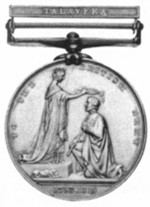Military General Service Medal - Image: Military GS Mrev